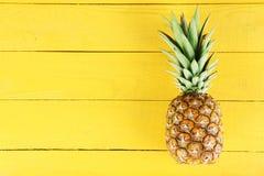 Ananas maturo Immagini Stock Libere da Diritti