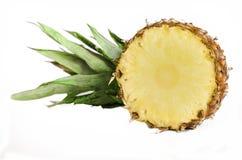 Ananas odizolowywający na bielu obrazy royalty free