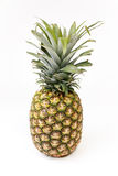 Ananas op wit Royalty-vrije Stock Foto's