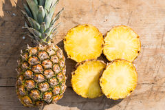 Ananas. This is a pineapple Stock Photos
