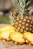 Ananas. This is a pineapple Royalty Free Stock Image
