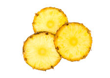Ananas (pineapple) slices Royalty Free Stock Image