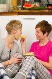 Ananas savoureux Photographie stock libre de droits