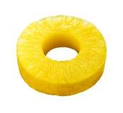 Ananas-Scheibe Stockbilder