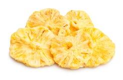 Ananas secco Fotografie Stock Libere da Diritti