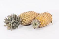 Ananas twee Royalty-vrije Stock Afbeelding
