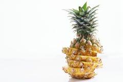 Ananas Verse Ananas Stock Afbeeldingen