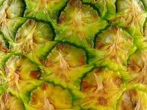 Ananasbakgrund Royaltyfria Foton