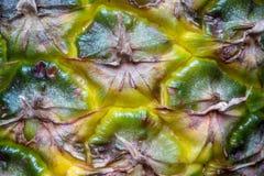 Ananasdetail lizenzfreies stockfoto