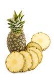 Ananasfrucht Stockbild