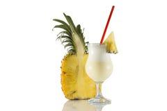 Ananasfruktsaft Royaltyfri Bild