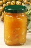 Ananasmarmelade Stockbilder