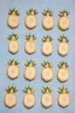 Ananasmode-Strukturabmessung Lizenzfreie Stockfotos