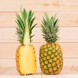 Ananasowa owoc Zdjęcia Royalty Free