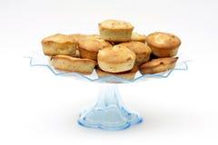 Ananasowi muffins zdjęcie stock