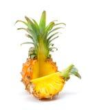 ananasowy dziecko plasterek Obrazy Royalty Free