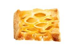 Ananasowy kulebiak Zdjęcia Royalty Free