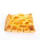 Ananasowy kulebiak Fotografia Royalty Free