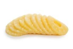 ananasowy plasterek Fotografia Stock