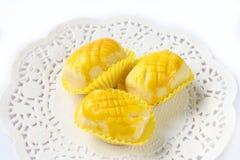 Ananasowy tarta Obrazy Stock