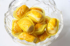 Ananasowy tarta Obraz Royalty Free