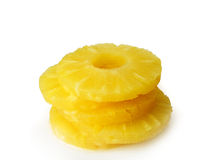 Ananasplakken Royalty-vrije Stock Fotografie