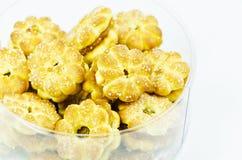 Ananassötpotatisen stoppar smällare med socker Fotografering för Bildbyråer