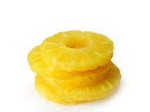Ananasscheiben Lizenzfreie Stockfotografie