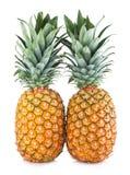 ananassen stock afbeeldingen