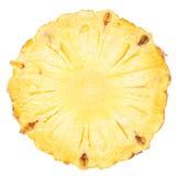 Ananasskiva Fotografering för Bildbyråer