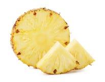 Ananasskivor Royaltyfria Bilder