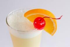 Ananassmoothie Arkivbild
