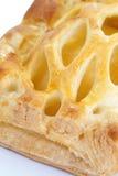 Ananastorte Stockbild