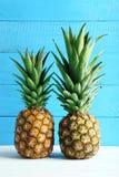 ananasy dojrzali Zdjęcie Stock
