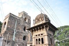 Anand Mahal Palace, Bijapur, Karnataka, Índia foto de stock