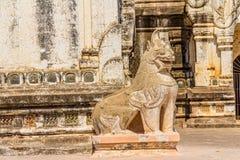 Ananda Świątynny szczegół Obraz Stock