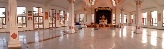 Ananda Buddha Vihara Royaltyfri Fotografi