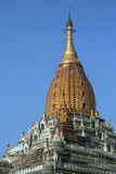 Ananda Temple - Bagan - Myanmar (Burma) Royalty Free Stock Photos