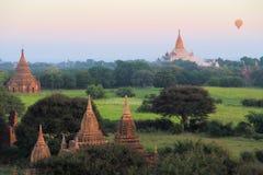 Ananda Buddhist Temple in Bagan, Myanmar Stock Photo