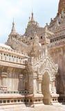 Ananda Monastery fotografia de stock