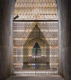 Ananda Monastery Gate Imagem de Stock Royalty Free