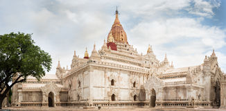 Ananda Monastery Royalty Free Stock Images