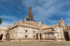Ananda Pagoda Bagan antico (pagano), Mandalay, Myanmar (Birmania immagini stock libere da diritti