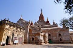 Ananda Pahto in Bagan Stock Photos