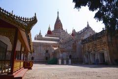 Ananda Pahto in Bagan Royalty Free Stock Image