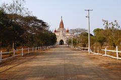 The Ananda Pahto in Bagan Royalty Free Stock Image