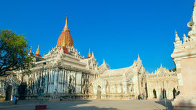 Ananda Phaya. Bagan. Myanmar Royalty Free Stock Photography