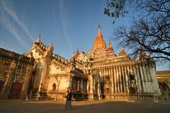 Ananda Phaya - Bagan Stock Image