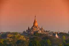 Ananda Phaya,Bagan Royalty Free Stock Photo