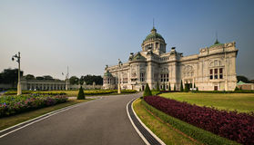 The Ananda Samakhom Throne Hall Stock Photos